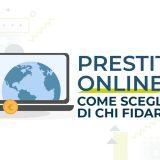 come scegliere il prestito online